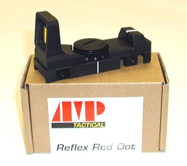 AMP Tactical Reflex Red Dot Sight