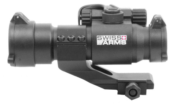 Swiss Arms Military Red Dot with Mounting Bracket