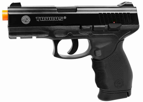 Taurus PT 24/7 CO2 Airsoft Pistol, Black
