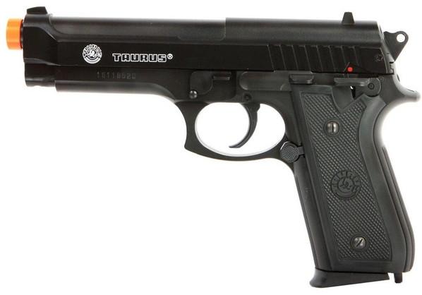 Taurus PT92 Spring Airsoft Pistol, Metal Slide