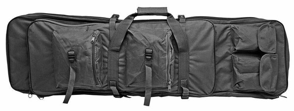 33 M4 Rifle Bag with Carry Straps, Black