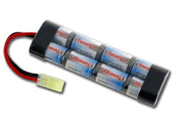 Tenergy 9.6V 1600 mAh NIMH Airsoft battery