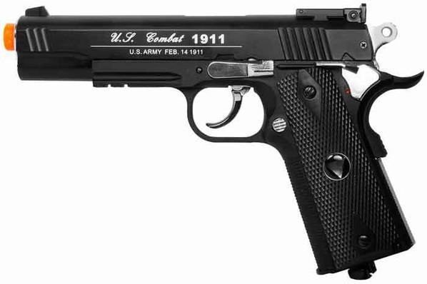 TSD Tactical-601 Metal Slide CO2 Blowback M1911