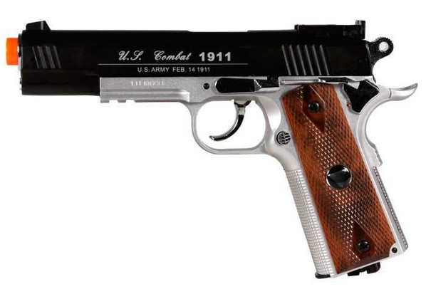 TSD Tactical-601 Metal Slide CO2 Blowback M1911 BSW