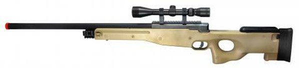TSD Tactical SD96 Bolt-Action Long Sniper Rifle - Tan