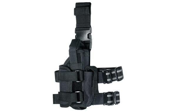 UTG Extreme Ops Tactical Leg Holster, Black