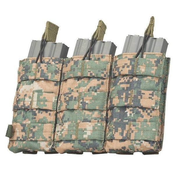 V-TAC M4/M16 Triple Magazine Pouch - MARPAT