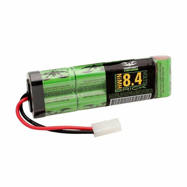Valken Energy NiMH 8.4v 3800 mAh Brick Battery, Large Type