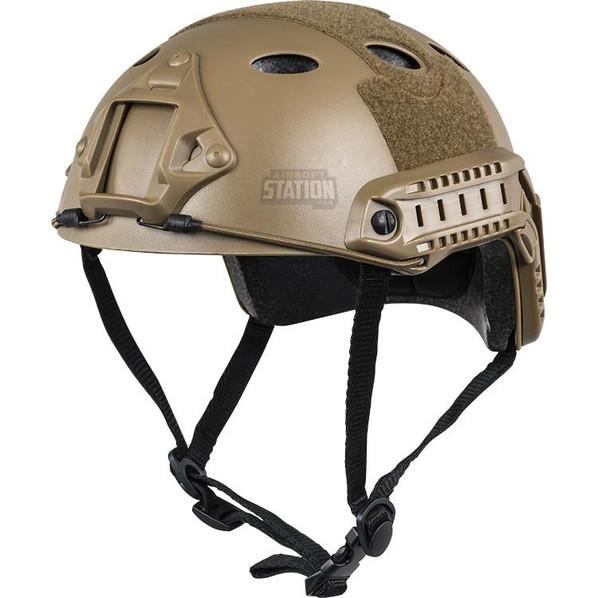Valken Tactical Airsoft ATH PJ Tactical Helmet, Dark Earth