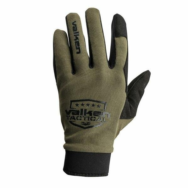 Valken Tactical Gloves Sierra II, OD Green