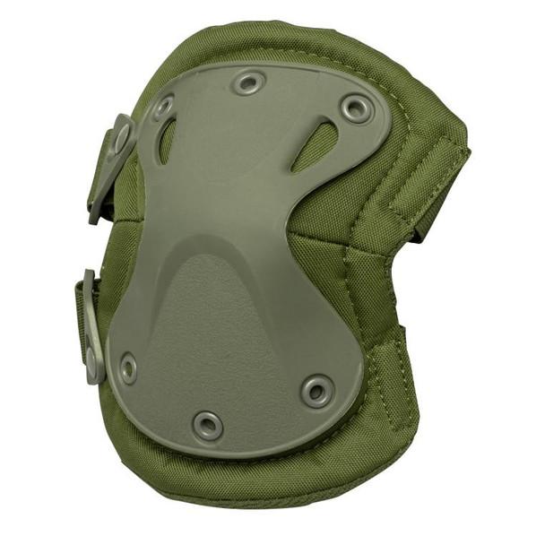 Valken Tactical X-Type Knee Pads, Green