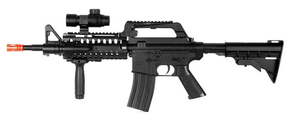 Well MR-733 Spring Action Airsoft Rifle