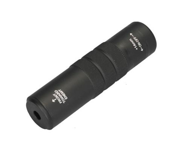 ARES Amoeba Power-Up Barrel Extension, 14mm CW Threads