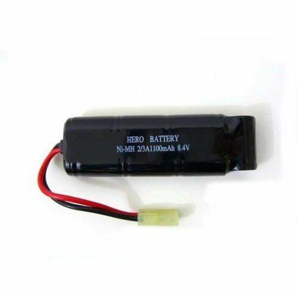 8.4v 1100 mAh Standard Mini Type AEG Battery