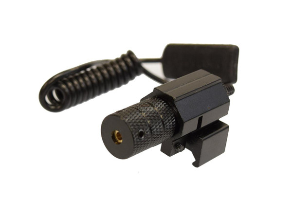 5 mW Tactical Laser Sight w/ Mount and Pressure Switch