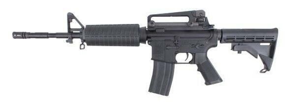 King Arms Ultra Grade M4A1 Polymer Airsoft Rifle