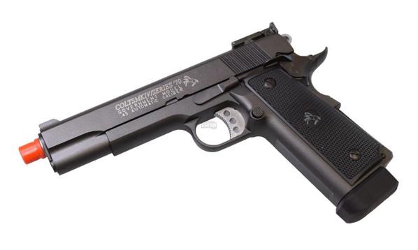 Colt 1911 MK IV CO2 Blowback Hi-Capa Airsoft Pistol, Full Metal