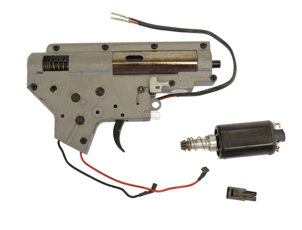 VFC Complete Gearbox and Motor, Full Metal, Front Wired