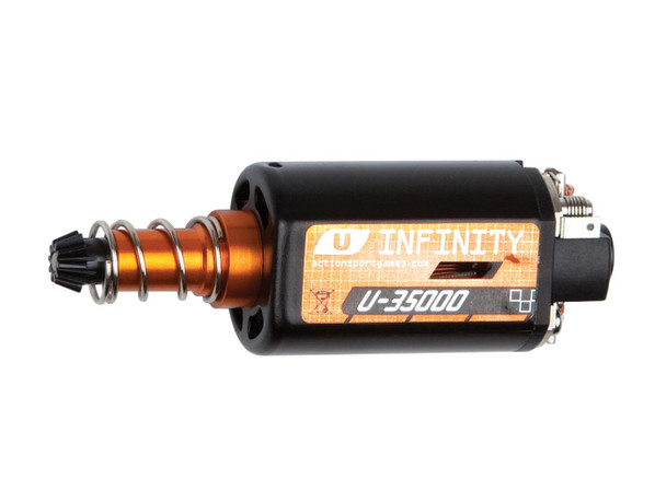 ASG Infinity Motor Ultimate 35,000 RPM, Balanced Speed/Torque, Long Type