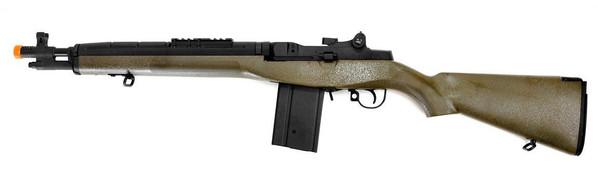 CYMA CM032A M14 SOCOM AEG OD Green Airsoft Rifle - REFURBISHED