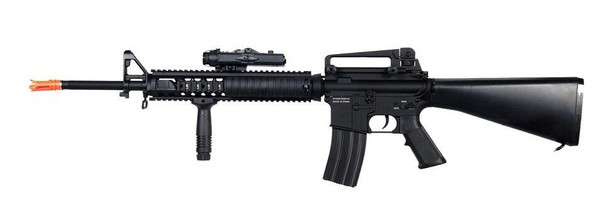 Dboys M16A4 RIS Full Metal Electric Airsoft Rifle - REFURBISHED