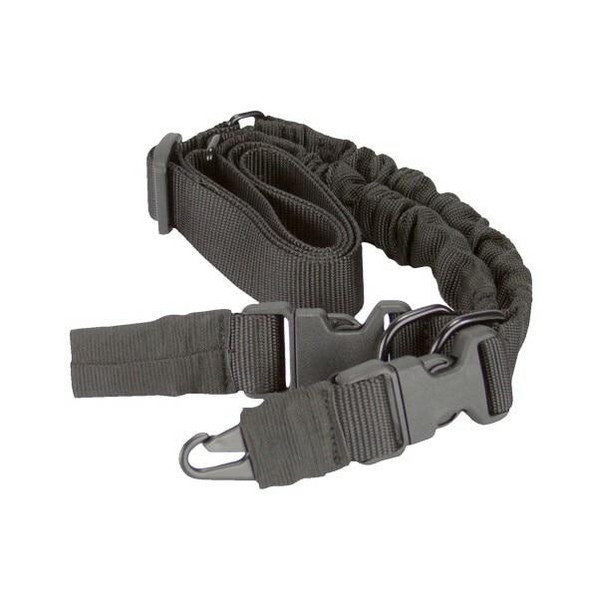 Aim Sports Convertible Dual/Single Point Bungee Rifle Sling