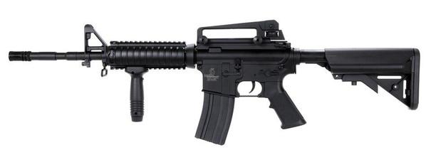 Lancer Tactical M4A1 RIS Combat Ready AEG - REFURBISHED