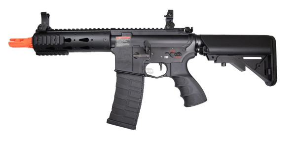 GandG GC16 Combat Machine FFR 7 AEG, Black