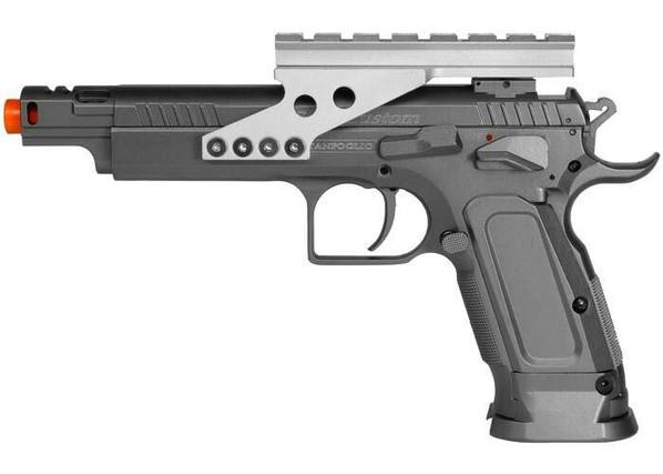 Tanfoglio Gold Custom Full Metal CO2 Blowback Airsoft Pistol - REFURBISHED