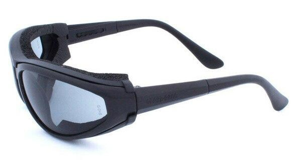 GOGGS Sidecar II Over-RX Goggles w/ Fogstopper, Smoke Lens