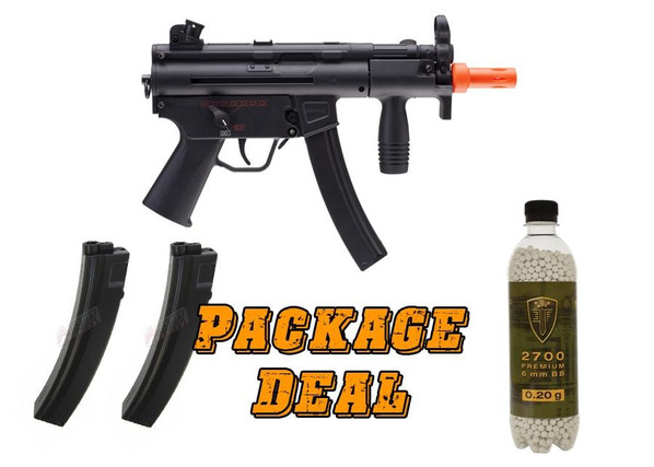HandK MP5K Competition Series AEG Combo Package