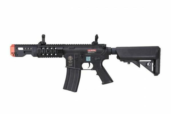 Echo1 Zombat Stryker RIS CQC AEG Airsoft Rifle