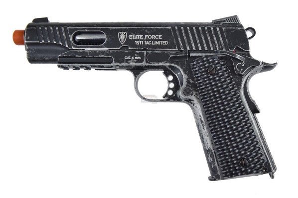 Elite Force 1911 TAC Blowback CO2 Airsoft Pistol - 2015 Limited Edition