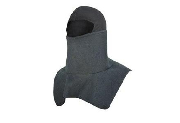 Zan Headgear Tactical Balaclava Fleece Spandex Crown Black Airsoft