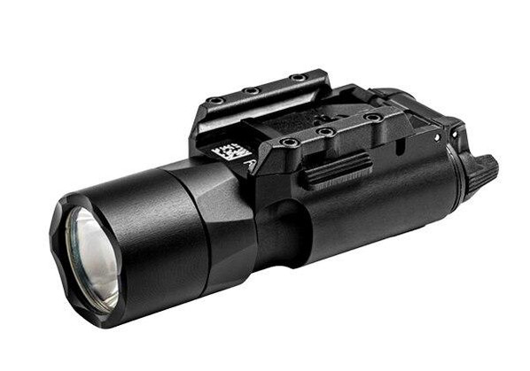 SHS Airsoft Tactical LED Flashlight X300 Style 20mm Rail Mounted