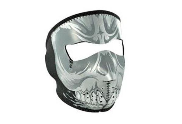 Zan Headgear Tactical Full Mask Neoprene Microfleece Lining Gnasher Airsoft