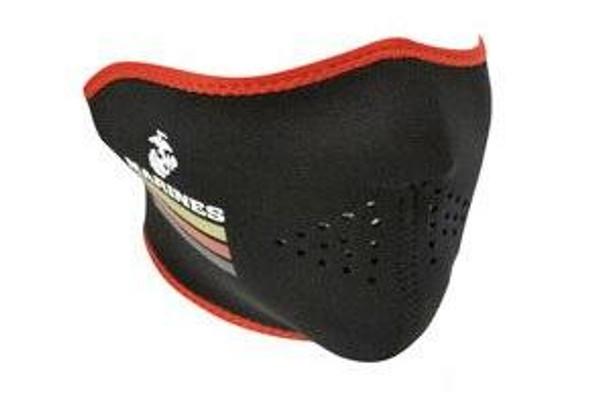 Zan Headgear Tactical Half Mask Neoprene USMC Uniform Airsoft