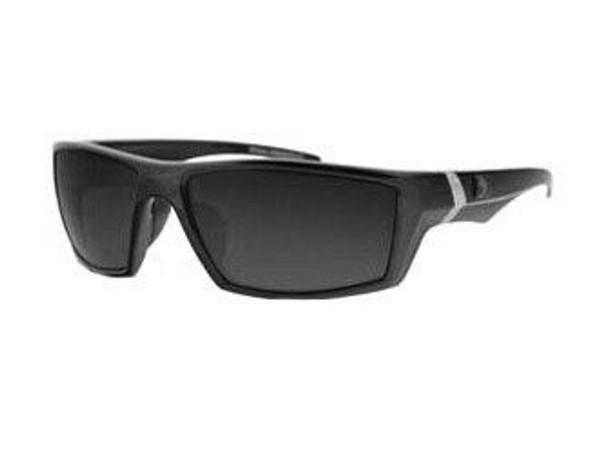 Bobster Tactical Eyewear Whiskey Ballistics Sunglasses Shiny BlackFrame Polarized