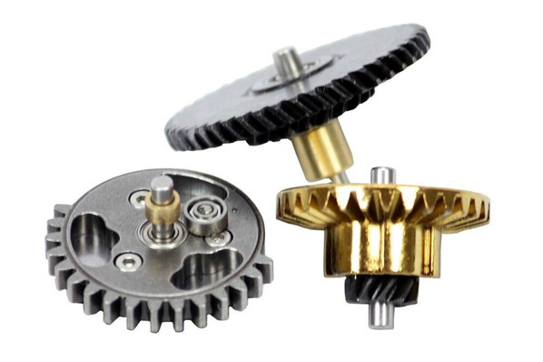 Raptors Airsoft RTQ CNC Advance 100200 Helical High Torque Gear Set Made in Taiwan