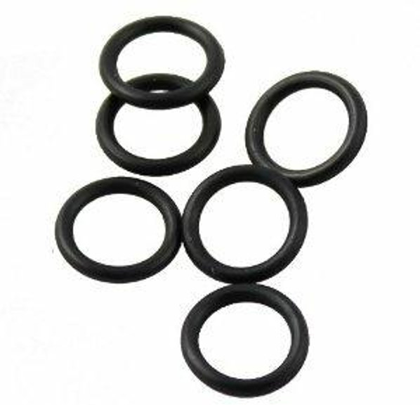 SHS Airsoft O-rings 6 Rubber Air Nozzle O-Rings 5mm X 1m