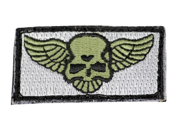 Raptors Tactical 1.5 Skull Wings Patch Velcro