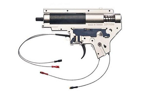 Lonex Airsoft M16-A2 SP 100 High Speed Complete Gearbox Version 2 Full Gearbox