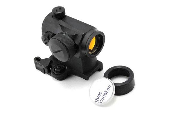 WII TECH Airsoft BB Protective Lens for Micro Red Dot Scope