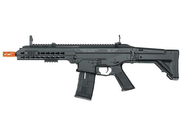 ICS CXP-APE Keymod ACR CQB Style Metal AEG Airsoft Rifle, Black