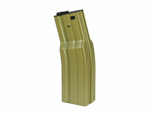 Echo 1 FAT MAG Metal Magazine for M4/M16 AEGs, 850 Rounds, Tan