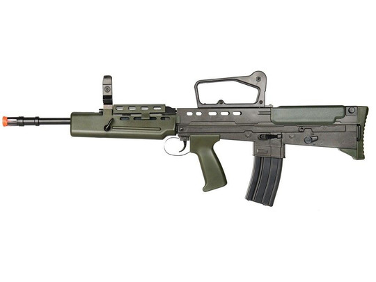 HFC Spring Powered L85 A1 Airsoft Rifle