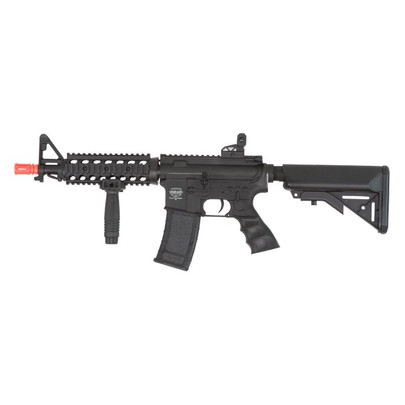 Valken Tactical M4 CQB AEG, Black V 2.0