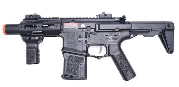 ARES Amoeba Micro CQB Airsoft Rifle, Black