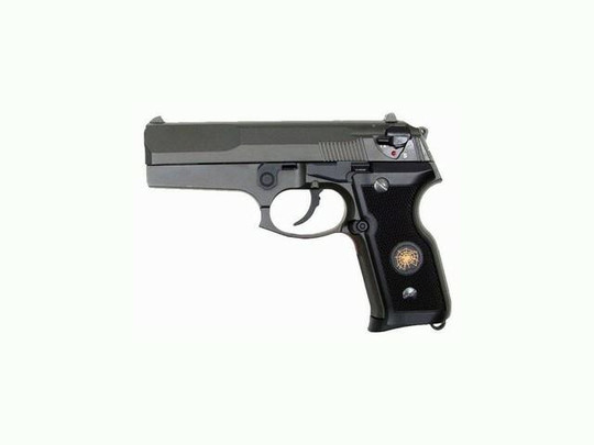 HFC M800 Full Metal Semi/Full Auto Gas Blowback Pistol with Hard Carry Case