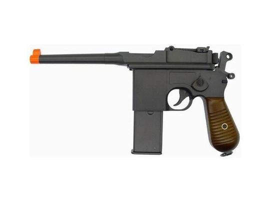 HFC Box Cannon Full Metal Gas Pistol